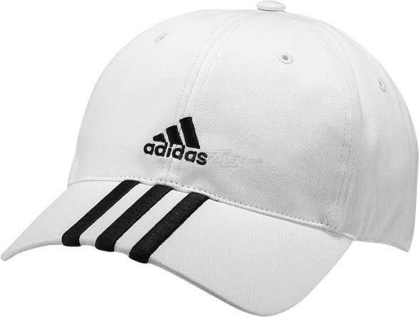 Adidas Essentials 3-Stripes Cap White/Black acquista in Online Shop Copricapo  - Sportler