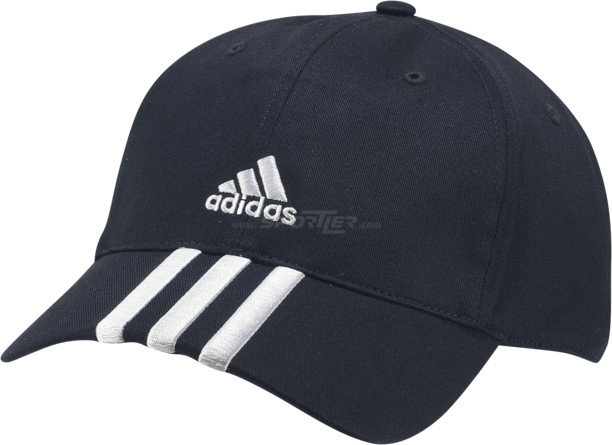 Adidas Essentials 3-Stripes Cap Black/White acquista in Online Shop Copricapo  - Sportler