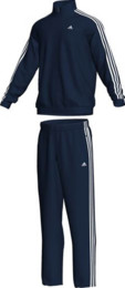 Adidas ESS 3 Stripes Track Suit Woven