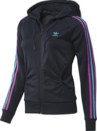 Adidas Girl Zip Hoodie