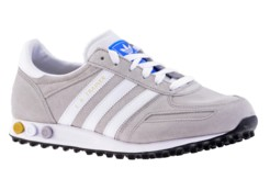 Adidas LA Trainer Leather Suede