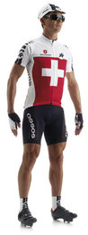 Assos Swiss Federation Jersey LTD. Collection