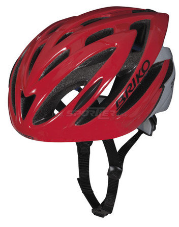 Briko Zonda Bike Helmet Red acquista in Online Shop Occhiali  - Sportler