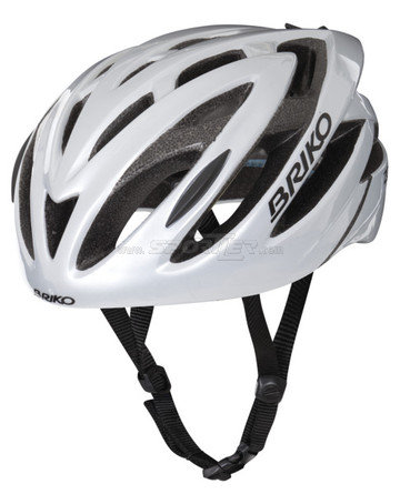 Briko Zonda Bike Helmet Silver acquista in Online Shop Occhiali  - Sportler