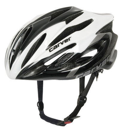 Carver Race Helmet Black kaufen in Online Shop Brillen  - Sportler