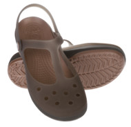 Crocs Carlie Mary Jane Womens