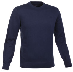 Docker's Cotton Jersey Crew Neck Sweater