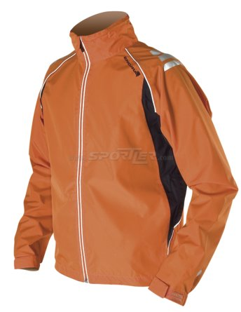 Endura Laser 2 Waterproof Jacket Light Orange acquista in Online Shop Abbigliamento bici  - Sportler
