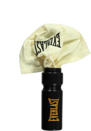 Everlast Asciugamano e borraccia