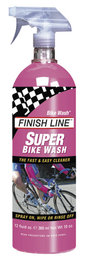 Finish Line Bike Wash