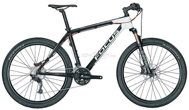 Focus Limited Carbon , Farbe: Black/White kaufen in Online Shop MTB Hardtail  - Sportler