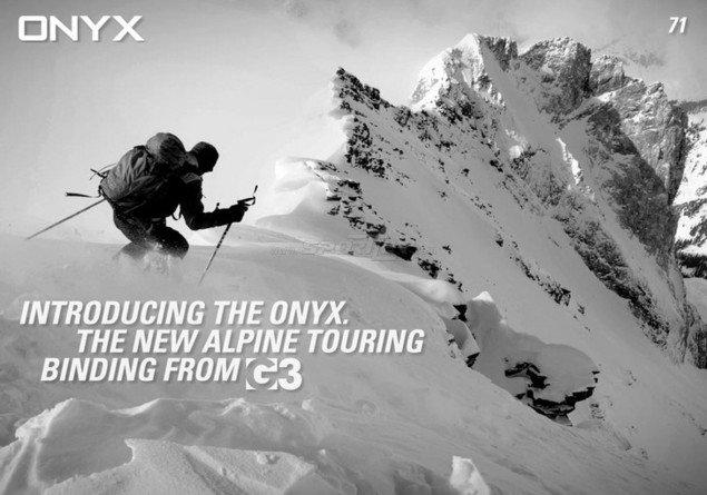 G3 Onyx  kaufen in Online Shop Bindungen Skitour  - Sportler