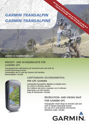 Garmin Map TransAlpin
