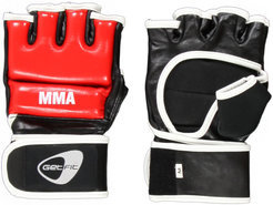Get Fit Cowhide Leather Fit Box Gloves