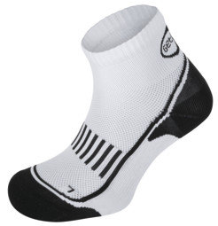 Get Fit Running Socks Bi-Pack