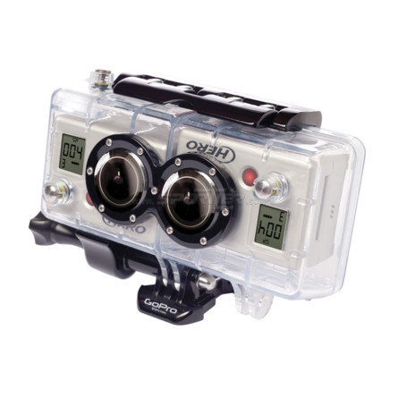 GoPro 3D Hero Case + Cable acquista in Online Shop Accessori utili  - Sportler