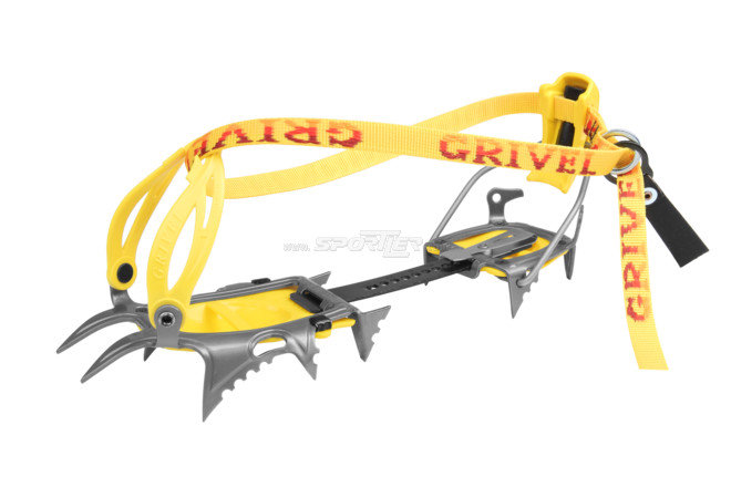 Grivel Air Tech New Matic kaufen in Online Shop Steigeisen / Pickel  - Sportler
