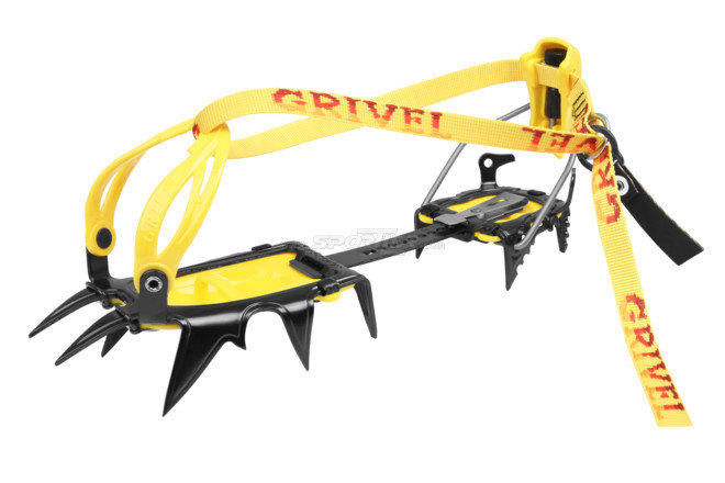 Grivel G12 New Matic kaufen in Online Shop Steigeisen / Pickel  - Sportler