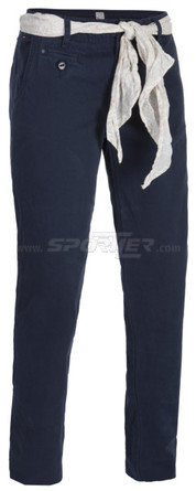 Hilfiger Denim Demi Chino Pants W's Total Eclipse acquista in Online Shop Pantaloni lunghi  - Sportler