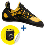 Sport &gt; Alpinismo &gt; Scarpe arrampicata &gt;  La Sportiva Katana Laces
