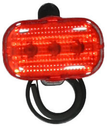 Lakes 3 Super Bright Red Led