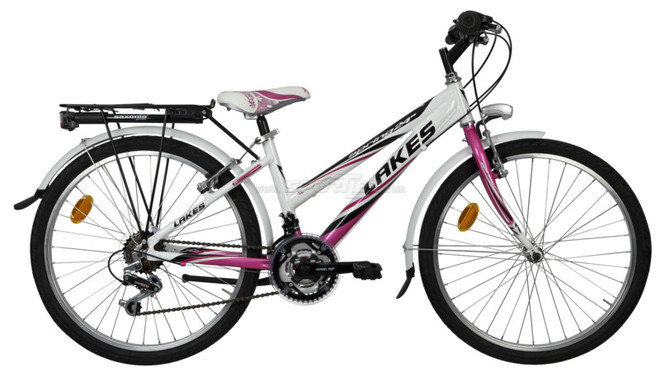 "Lakes Spring 24"" City 18 Speed Jr kaufen in Online Shop Kinderräder  - Sportler"