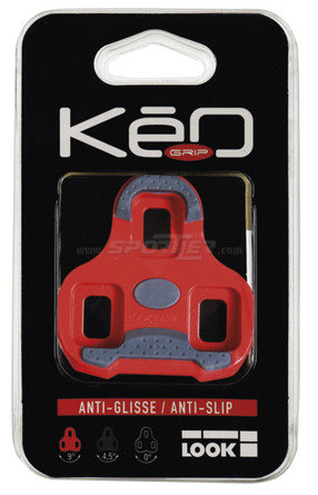 Look Keo Grip , Colore: Red acquista in Online Shop Scarpe / pedali  - Sportler