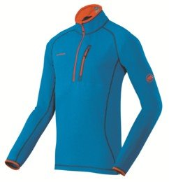 Mammut Eiswand Zip Pull Light Men