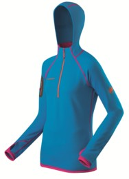 Mammut Schneefeld Zip Pull Light Women