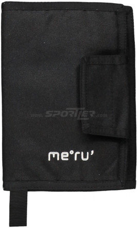 Meru Book Cover Black acquista in Online Shop Borse viaggio/tempo libero  - Sportler