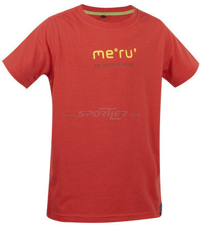 Meru Limber Shirt S/S Jr kaufen in Online Shop T-Shirts  - Sportler