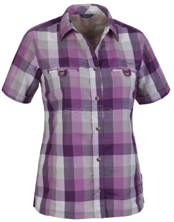 Meru Santorin Shirt S/S W's Purple acquista in Online Shop  - Sportler