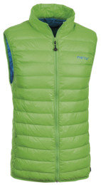 Meru Gilet leggero in piuma da uomo