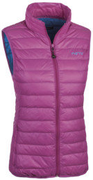 Meru Gilet leggero in piuma da donna