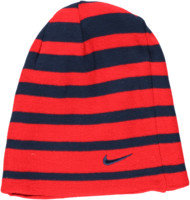 Nike Striped Rev Beanie