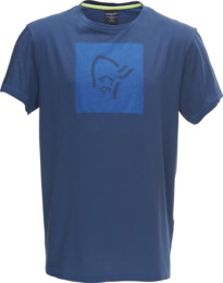 Norrona /29 Cotton Logo T-Shirt (M)