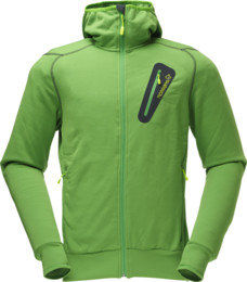 Norrona /29 Warm 2 Stretch Zip Hood Jkt