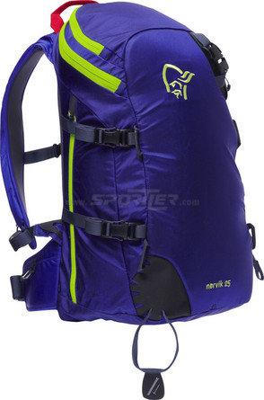 Norrona Narvik Pack 25 acquista in Online Shop Bastoncini sci  - Sportler
