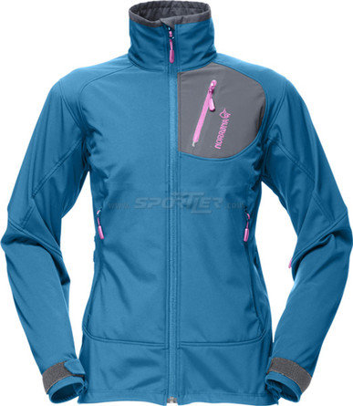 Norrona Svalbard Flex2 Jacket (W) Nordic Sea acquista in Online Shop Abbigliamento montagna  - Sportler