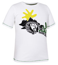 Aktionen > Kindersicherheit am Berg >  Salewa Souljah CO K S/S Tee