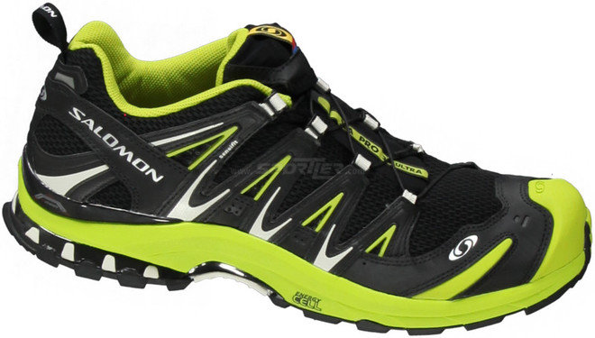 Salomon XA Pro 3D Ultra Black/Light Green acquista in Online Shop Home  - Sportler