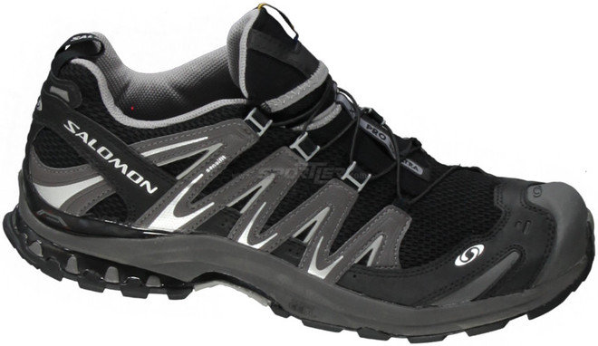 Salomon XA Pro 3D Ultra Black/Autobahn/Pewter acquista in Online Shop Home  - Sportler