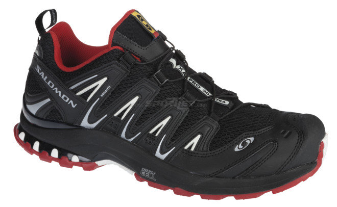 Salomon XA Pro 3D Ultra Men Black/Black/Quick kaufen in Online Shop Schuhe Trail Running  - Sportler