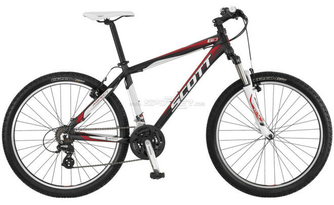 Scott Aspect 60 (2011) kaufen in Online Shop MTB Hardtail  - Sportler