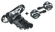 Sportarten &gt; Bike &gt; Schuhe / Pedale &gt;  Scott Comp + ForceMount BPD-14