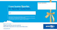 Sportler Buoni regalo