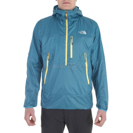 The North Face Alpine Project Wind Jkt Ludwig Blue front acquista in Online Shop Giacche  - Sportler