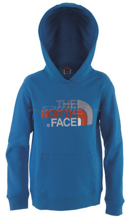 The North Face Drew Peak Hoodie Jr Athens Blue kaufen in Online Shop Pullover  - Sportler