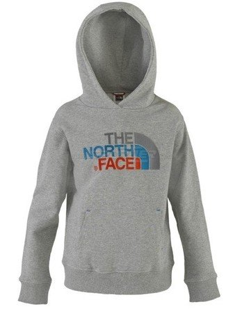 The North Face Drew Peak Hoodie Jr Heather Grey kaufen in Online Shop Pullover  - Sportler