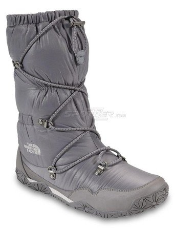 The North Face Ice Queen W's ShinyFoilGrey/WindchimeGrey acquista in Online Shop Scarponi  - Sportler